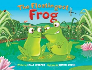 The Floatingest Frog
