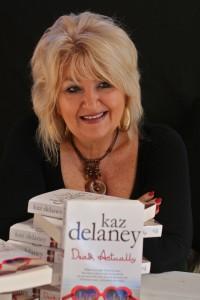 Kaz Delaney