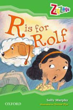 R is for Rolf