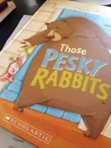 PeskyRabbits