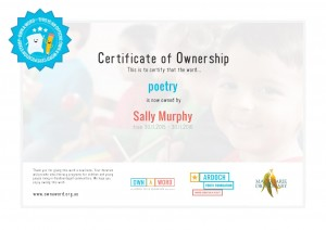 Poetry Ownership