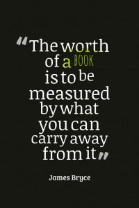 WOrth of a Book