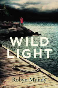 Robyn's beautiful book, Wildlight.