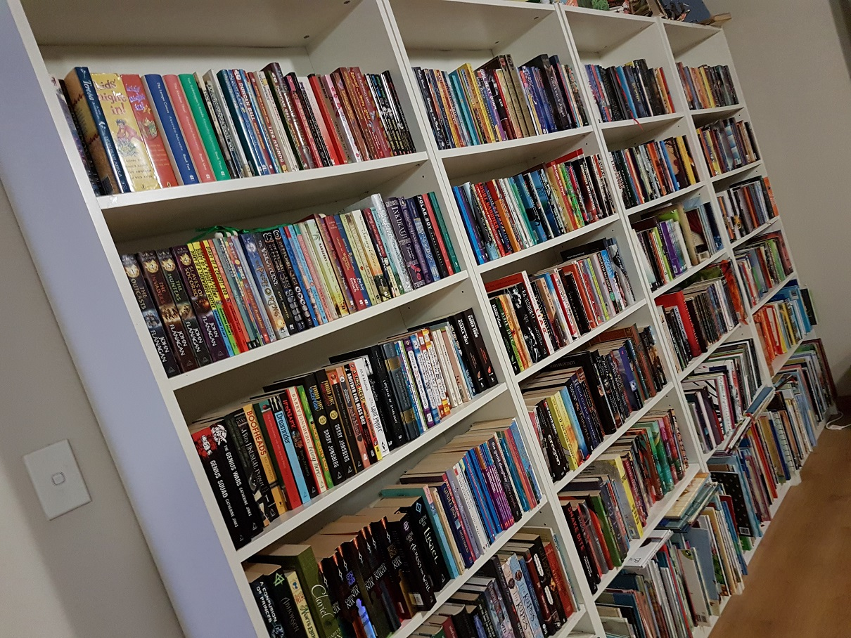 Booshelves