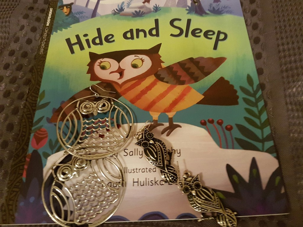 Hide and Sleep Earrings