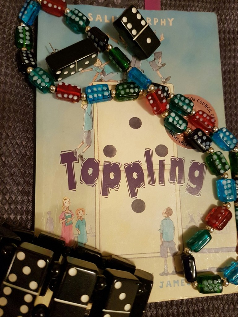 Toppling With Jewllery